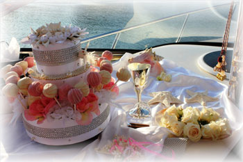 Florida Yacht Wedding